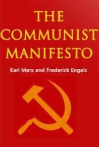 Communist manifesto essay paper